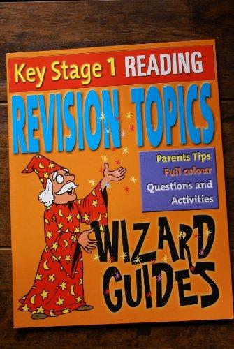Reading Revision Wizard Ks1: Greenwood, Jayne; Linklater,