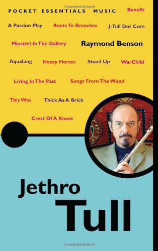 Jethro Tull (Pocket Essential series) (1904048188) by Raymond Benson