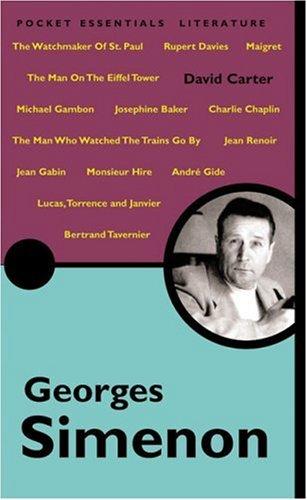 9781904048213: Georges Simenon (Pocket Essential series)