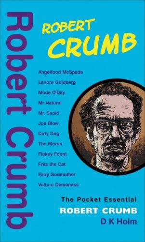 9781904048510: Robert Crumb (Pocket Essentials)