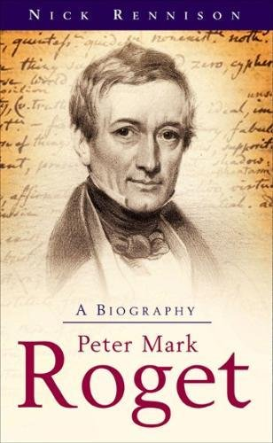 9781904048640: Peter Mark Roget: The Man Who Became a Book (Pocket Essential series)