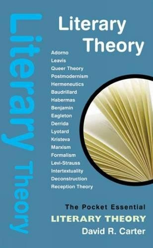 9781904048664: Literary Theory (Pocket Essential series)