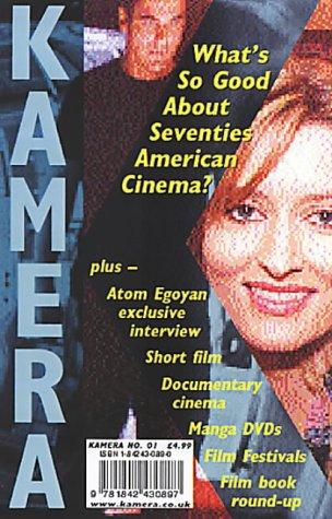 Kamera 1: 70s American Cinema: John. (editor). Atkinson
