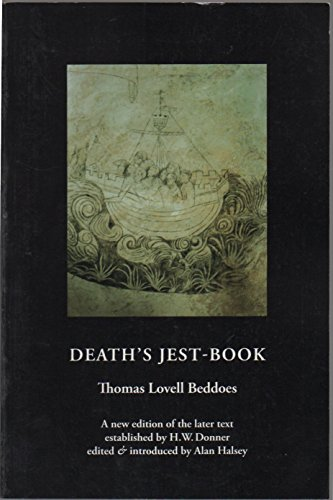 9781904052081: Death's Jest-Book (New Edition of the Later Text)