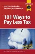 101 Ways to Pay Less Tax: Pat Joseph and