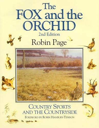 The Fox and the Orchid: Page, Robin