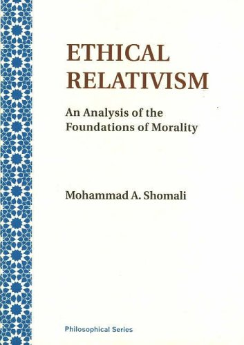 an analysis of moral relativism which appears to be appealing