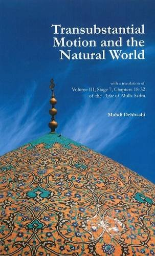9781904063384: Transubstantial Motion & the Natural World