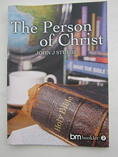 9781904064060: The Person of Christ