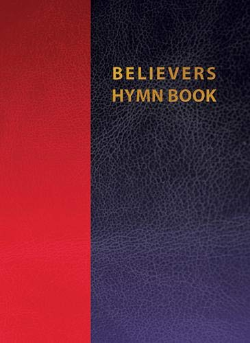 9781904064633: Believers Hymnbook Duo Tone Leather Ed