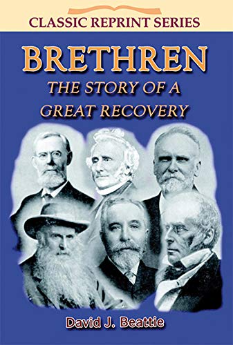9781904064800: Brethren: A Story of a Great Recovery
