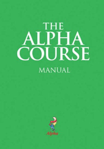 9781904074236: The Alpha Course Manual