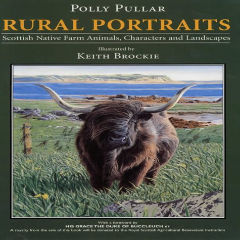 Rural Portraits: Scottish Native Farm Animals Characters and Landscapes