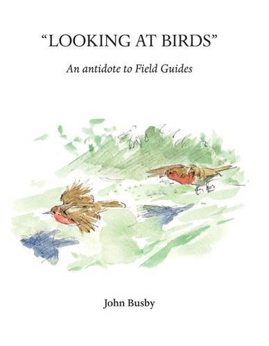 Looking at Birds: An Antidote to Field Guides (Wildlife Art Techniques): Busby, John
