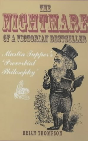 The Nightmare of a Victorian Bestseller: Martin: Thompson, Brian