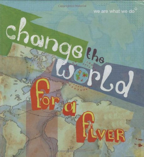 Change the World for a Fiver: We: ANON.