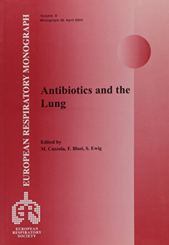 Antibiotics and the Lung (European Respiratory Monograph): Ewig, S.