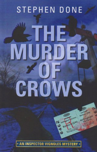 9781904109198: The Murder of Crows (The Inspector Vignoles Mysteries)