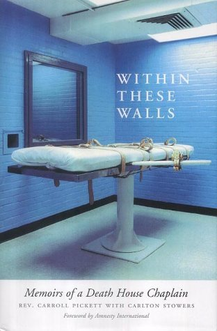 9781904132233: Within These Walls: Memoirs of a Death House Chaplain