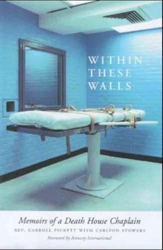 9781904132745: With In These Walls: Memoirs of a Death House Chaplain