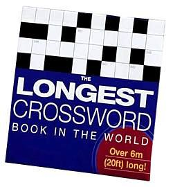 9781904139188: The Longest Crossword Book in the World (Concertina Books)