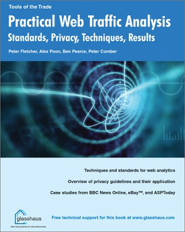 9781904151180: Practical Web Traffic Analysis: Standards, Privacy, Techniques, and Results