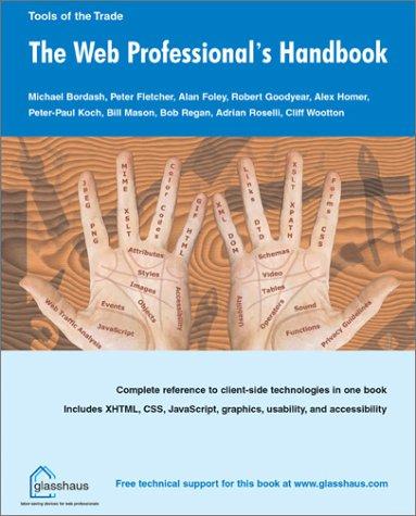 9781904151227: Web Professionals Handbook