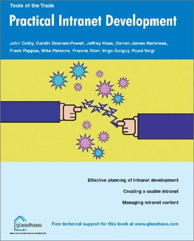 Practical Intranet Development: John Colby, Inigo
