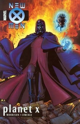 9781904159339: New X-men Vol.6: Planet X (v. 6)