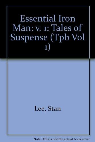 9781904159544: ESSENTIAL IRON MAN VOL.1 : Tales of Suspense #39: v. 1 (Tpb Vol 1)