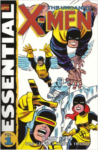 9781904159636: Essential Uncanny X-Men: Volume 1