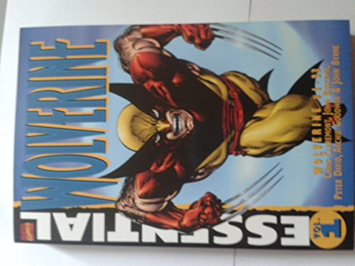 9781904159643: Essential Wolverine Vol.1: Wolverine #1-23 (v. 1)