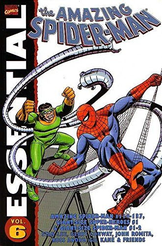 9781904159704: Essential Amazing Spider-Man: Vol. 6