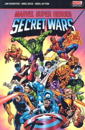 Marvel Super Heroes Secret Wars: Layton, Bob, Zeck,