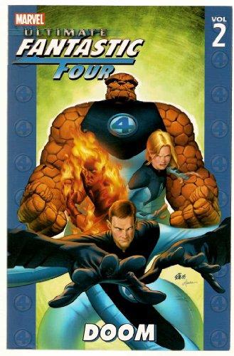 9781904159889: Ultimate Fantastic Four Vol.2: Doom: Doom v. 2