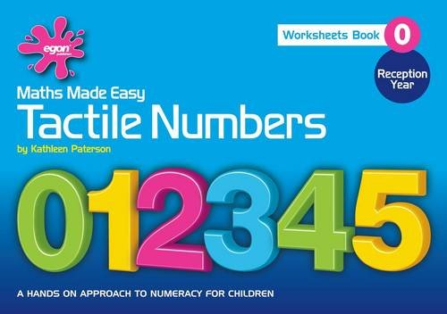 9781904160601: Tactile Numbers: Bk. 0 (Maths Made Easy)