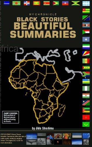9781904181934: Black Stories: Beautifull Summaries