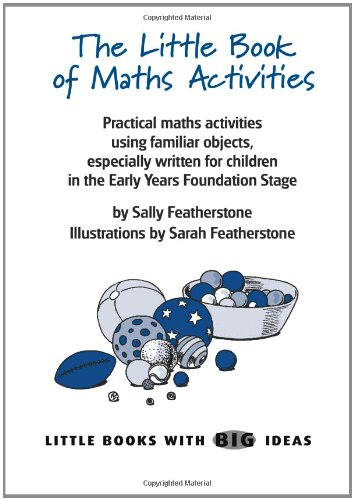 The Little Book of Maths Activities: Little Books with Big Ideas (Little Books): Featherstone, ...