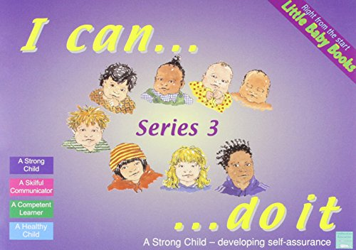 I Can Do it (Little Baby Books): Featherstone, Sally; Beswick, Clare