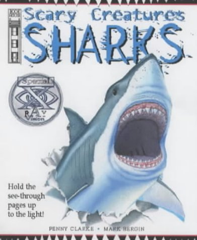 9781904194231: Sharks (Scary Creatures)