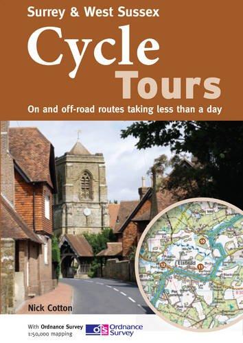 Surrey & West Sussex Cycle Tours: Cotton, Nick