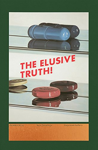 The Elusive Truth (Hardback): Damien Hirst
