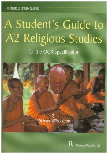 9781904226161: A Student's Guide to A2 Religious Studies for the OCR Specification