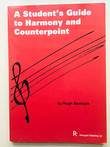 9781904226314: A Student's Guide to Harmony and Counterpoint