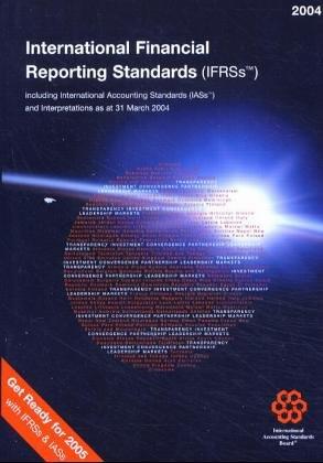 International Financial Reporting Standards 2003: International Accounting Standards