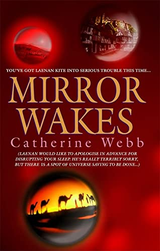 Mirror Wakes: Catherine Webb