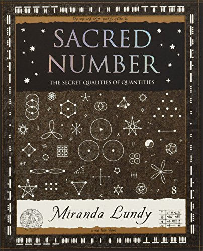 Sacred Number (Wooden Books Gift Book): Lundy, Miranda