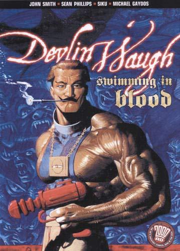 9781904265177: Devlin Waugh: Swimming in Blood Pt. 2