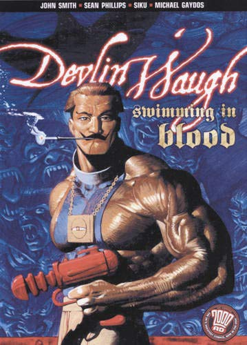 9781904265177: Devlin Waugh: Swimming in Blood: Swimming in Blood Pt. 2