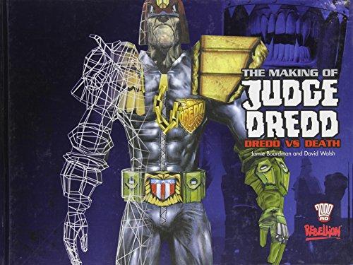 9781904265245: The Making of Judge Dredd: Dredd Vs Death
